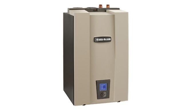 Wm97 Ct Wall Mount Gas Boiler Gas Fired Water Boiler With Cast Aluminum Heat Exchanger 70 000 110 000 Amp 155 000 Gas Boiler Water Boiler Locker Storage