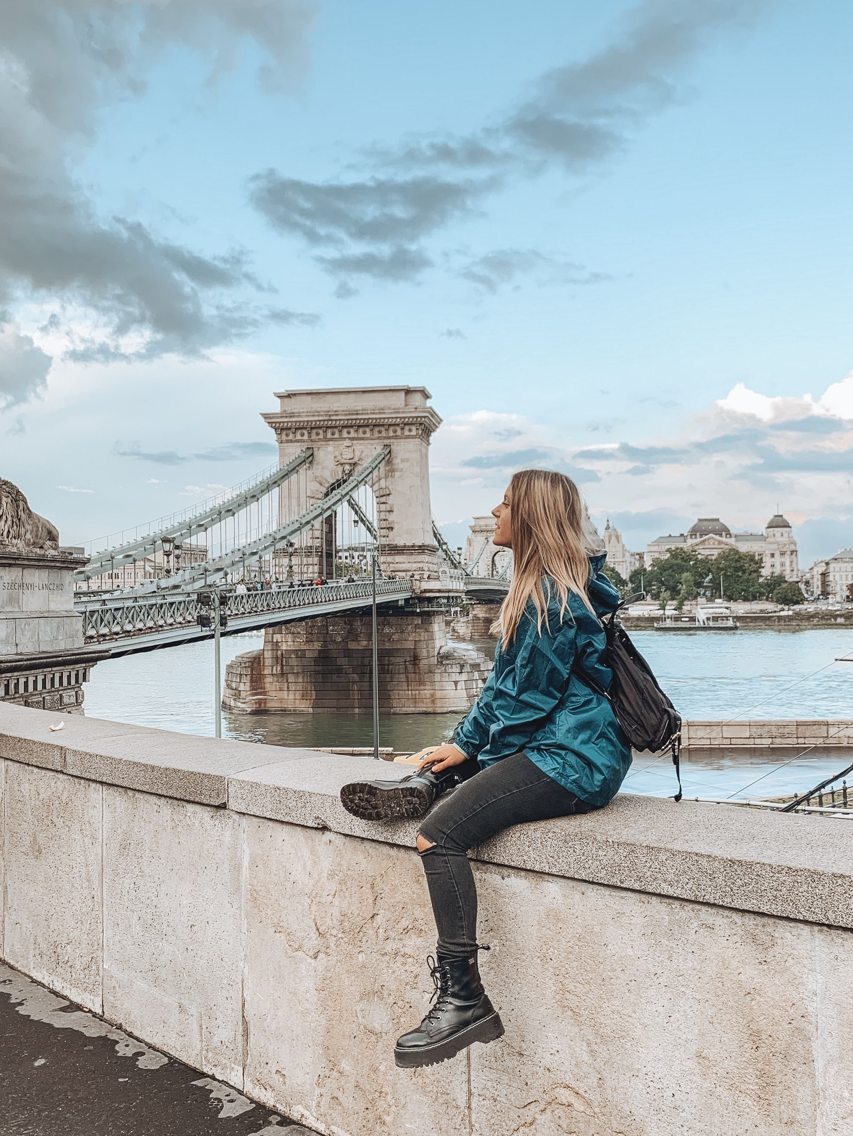 Chain Bridge Budapest Budapest Travel Travel Pictures Poses Budapest Travel Guide