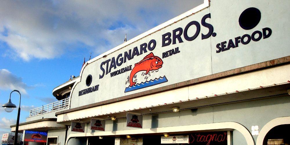The Best Seafood Restaurant In Santa Cruz Stagnaro Bros