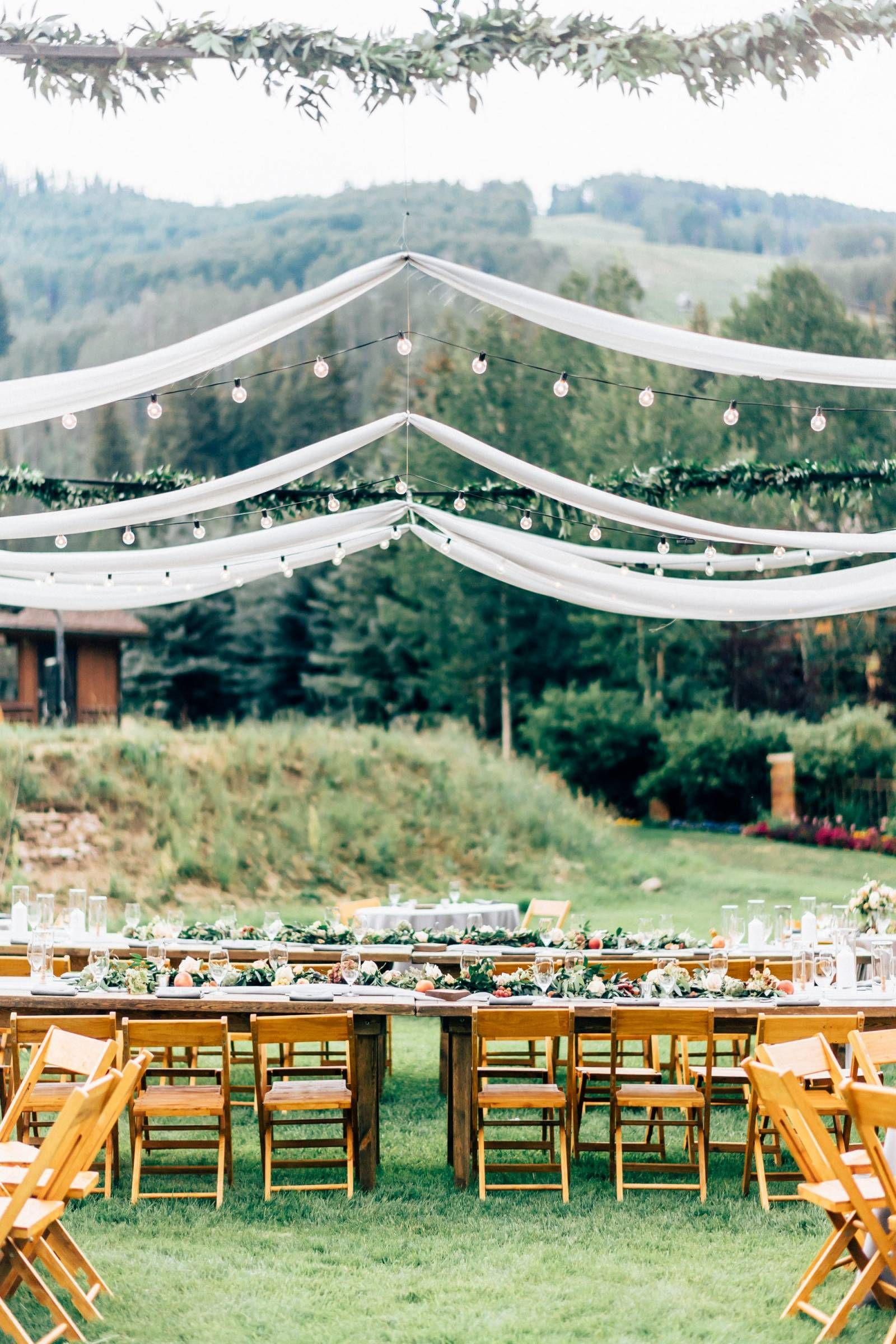 Romantic Mountain Wedding in Vail | || COLORADO WEDDING ...