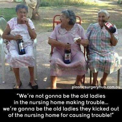 Good old ladies