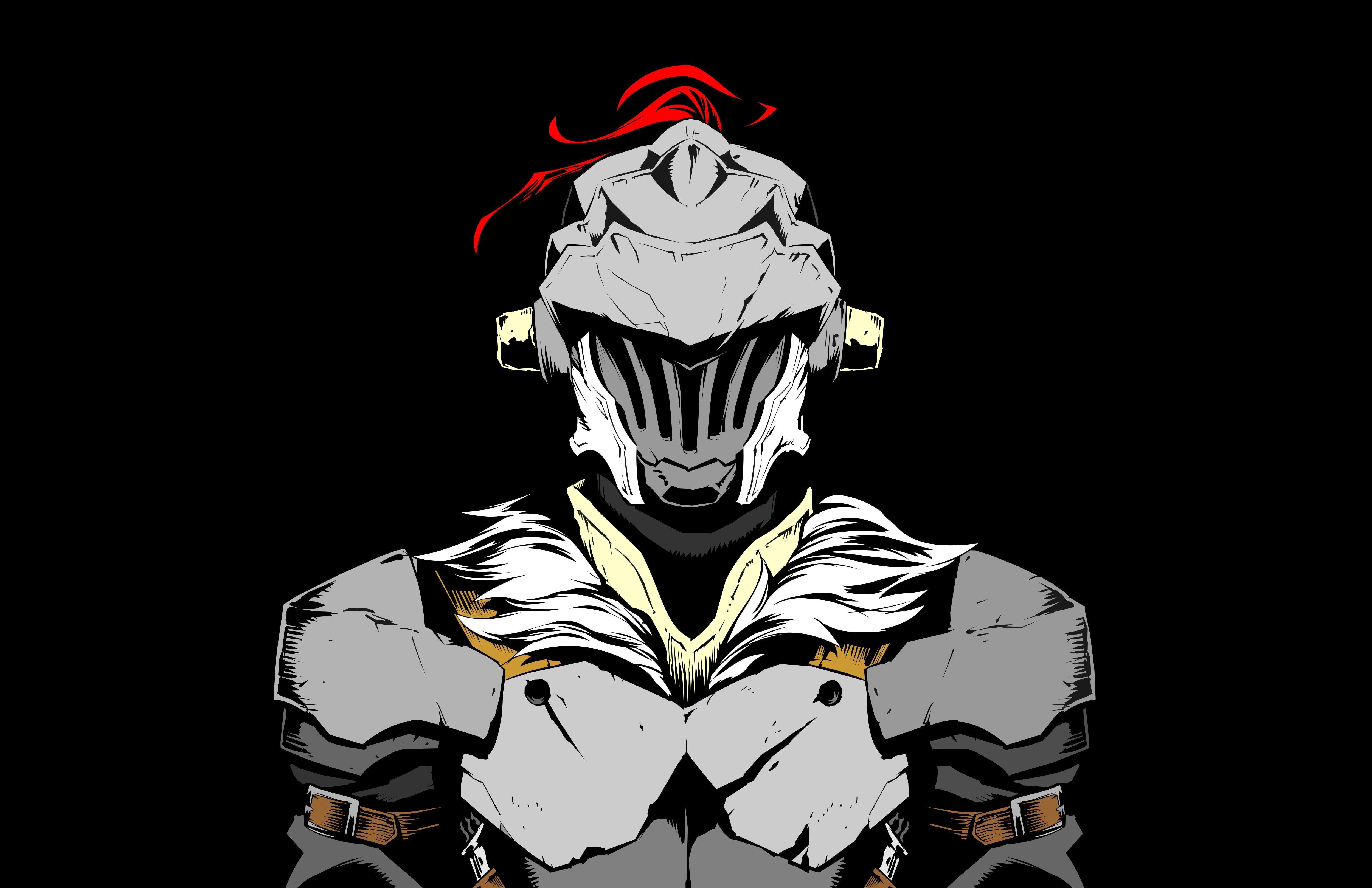 Anime Goblin Slayer 4k Wallpaper Hdwallpaper Desktop In 2020 Goblin Anime Slayer