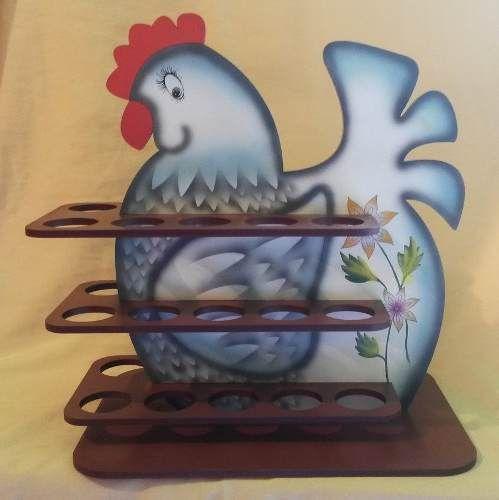 Arte y Antigedades ArtesanasHermosa Gallina Para 30 Huevos En