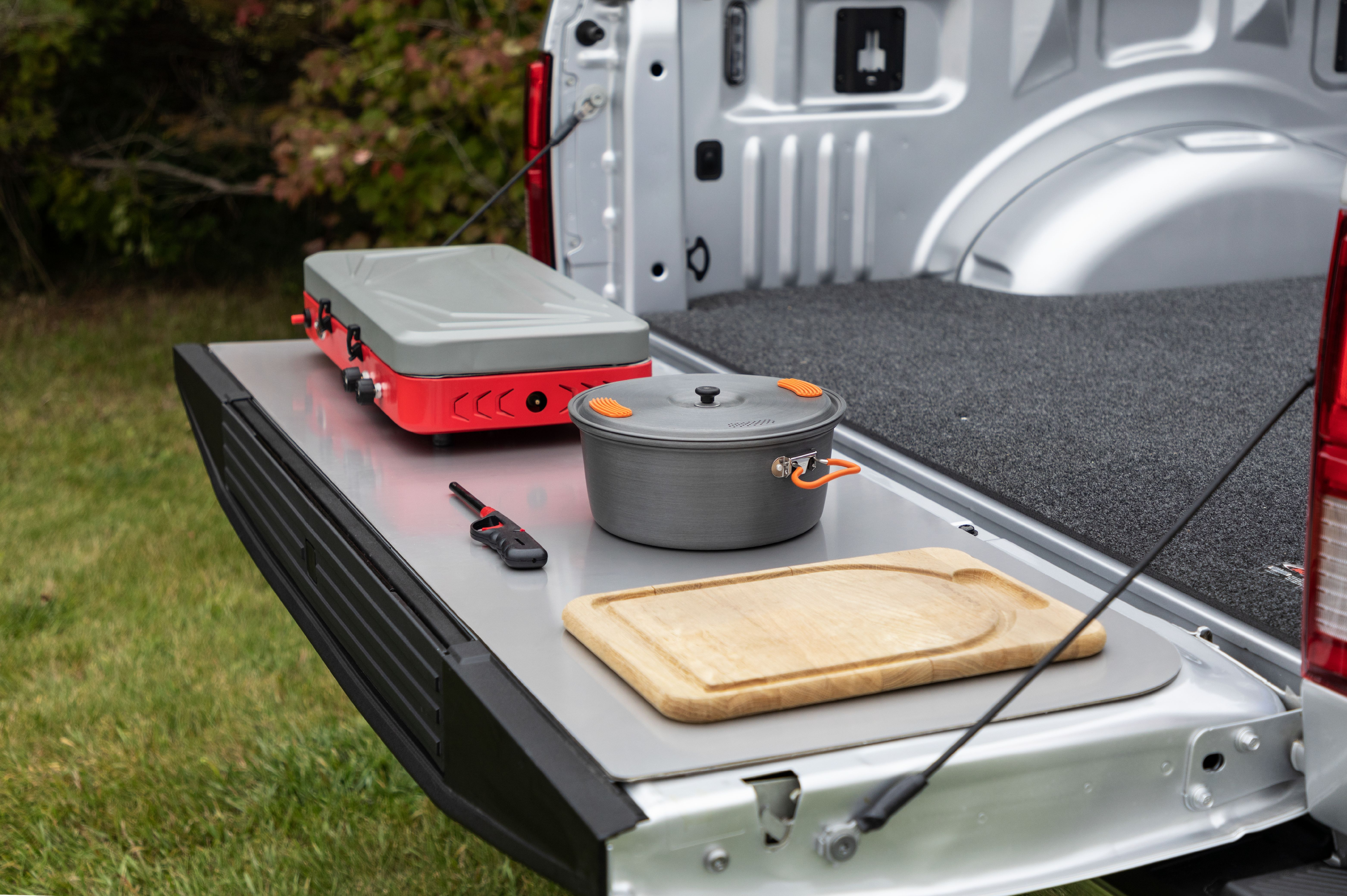 ACCESS Tailgate Protector and ACCESS Truck Bed Mat in