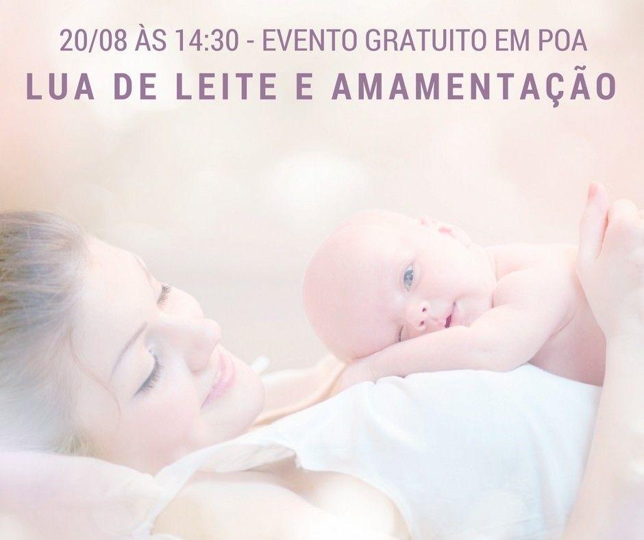 Para gestantes e recém-mães de Porto Alegre! Participem!  Duas palestras:  Lua de leite ou Dias de neblina - o acolhimento da nova família - com @carol_organiza_mae_bebe consultora materno infantil e  A amamentação na vida real - com @rosane_baldissera  Dia 20 de agosto sábado às 14h30min no estacionamento da loja @babysmegastore (teremos uma estrutura coberta no local). São somente 50 vagas e as inscrições são GRATUITAS !!  Venha participar!! Maiores informações e inscrições diretamente na…