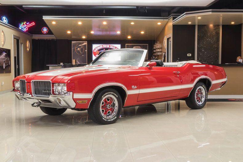 GREAT 1971 Oldsmobile Cutlass Convertible Chevrolet