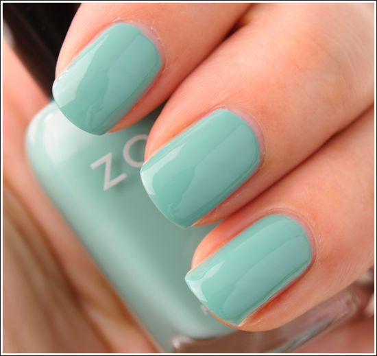 Zoya Nail Polish - wednesday from the beach collection. <3