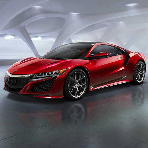Honda NSX, Un Retour électrisant