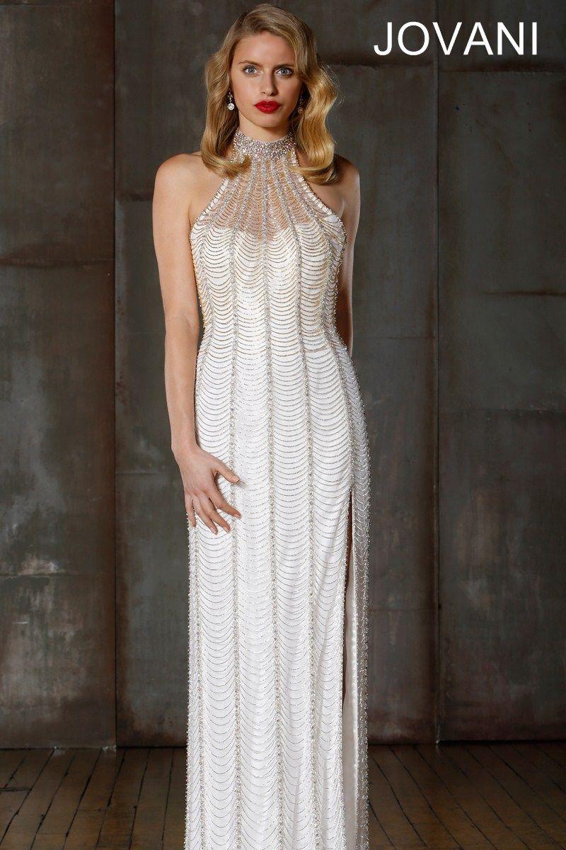 Jovani us art deco great gatsby wedding dress great