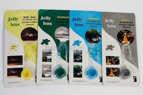 Kit Jelly Lens 3    09 Soft Lens  10 Starburst  11 Shaking Vignette  12 Spark
