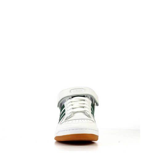 best service 1d839 b889e adidas originals sneakers Forum Low met strepen witgroen