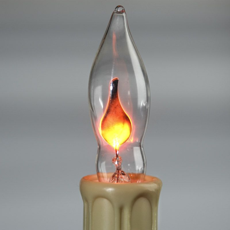 Flickering Flame Bulbs Light Bulb Candle Bulb Realistic Candles