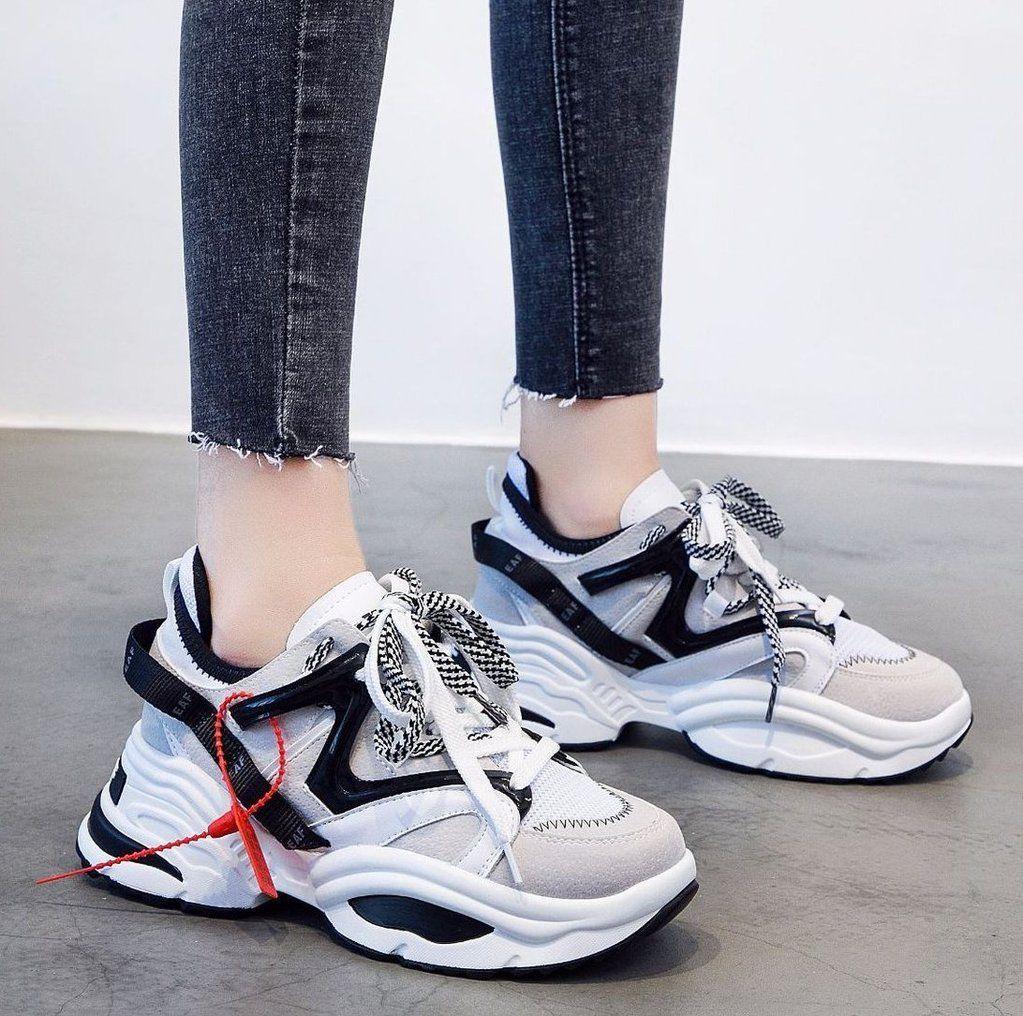 eaf fashion sneaker