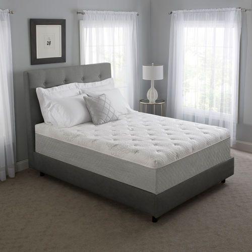 Novaform 14 Mattress, Queen memory foam mattress