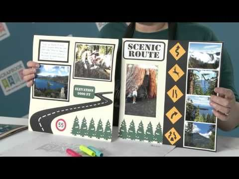 Stamp & Scrapbook Expo Workshop: Petticoat Parlor Road Trip