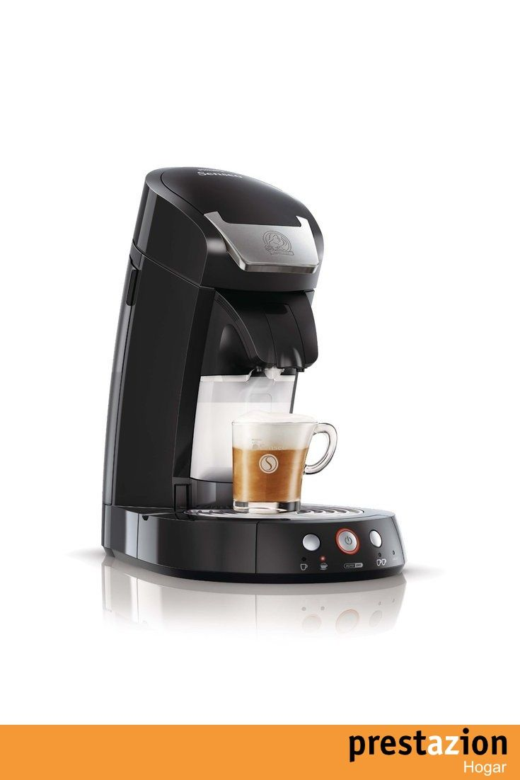 philips hd7853 61 senseo cappuccino cafetera de monodosis