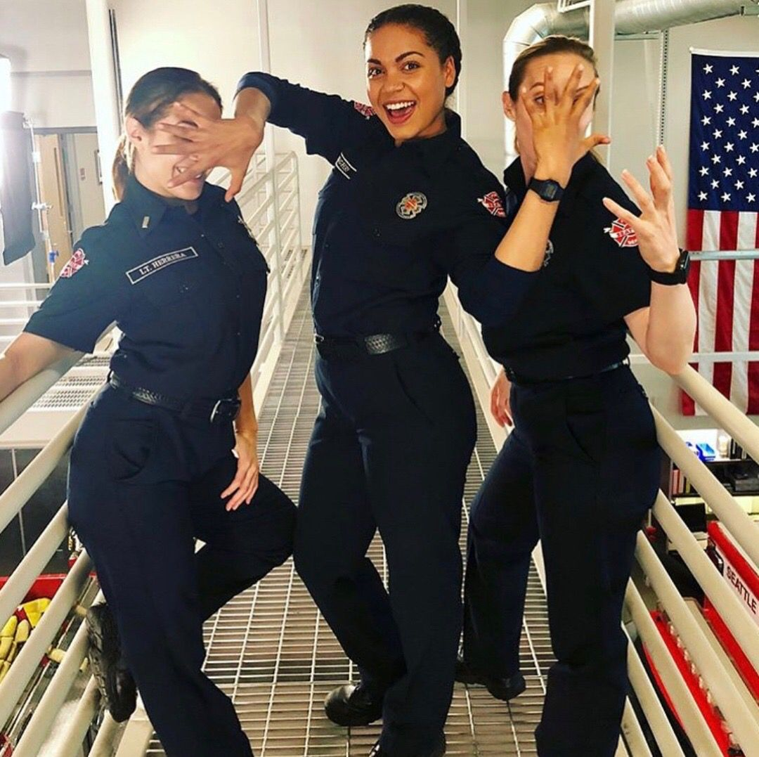 Pin by 𝒸𝒶𝓁𝓁𝒾 on station 19 uwu in 2019 | Best tv shows