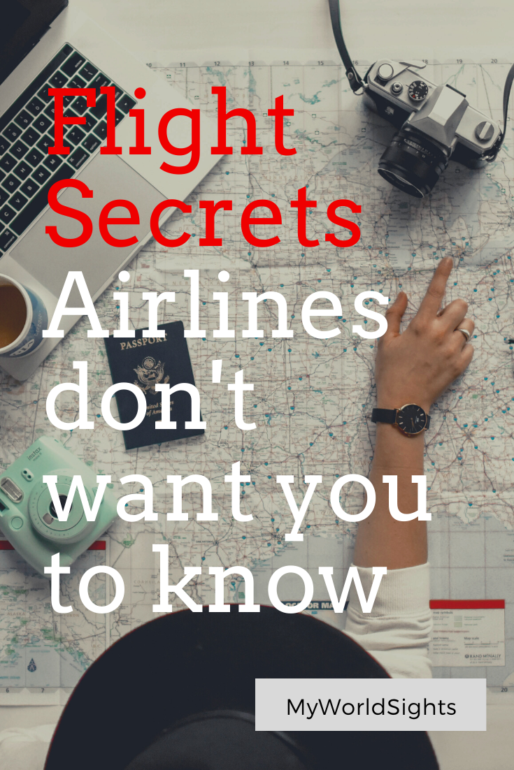 The best flight secrets that airlines don't want you to know about! Secret travel tips from flight attendants. How to find cheap flights, cheap flight hacks, and cheap flight websites. How to find vacation deals and discount travel tickets. #vacationdealsallinclusive #cheapvacation #budgetvacation #budgettickets #budgetairline #budgetvacationfamilies #budgetvacationdestinations #cheaptravel