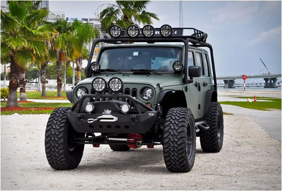 Jeep Wrangler By Cec Wheels With Images Green Jeep Green Jeep Wrangler Jeep Photos