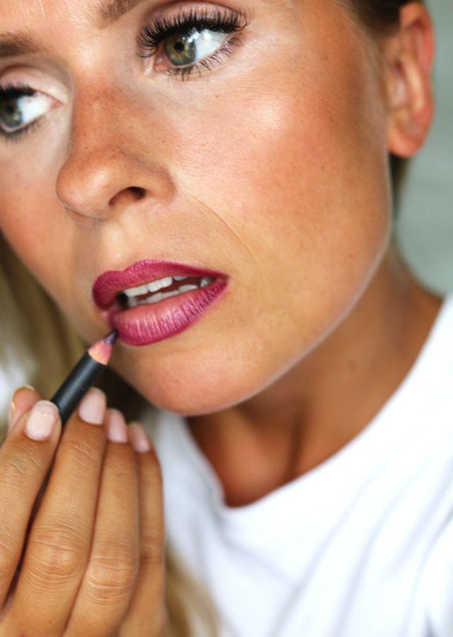 Nina Susanne: Ombrè Lips - LIP CONTOURING