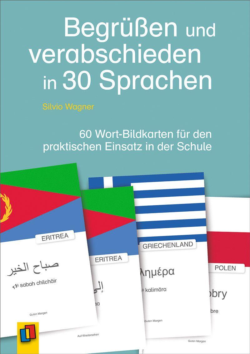 Begrüßen Und Verabschieden In 30 Sprachen Deutsch