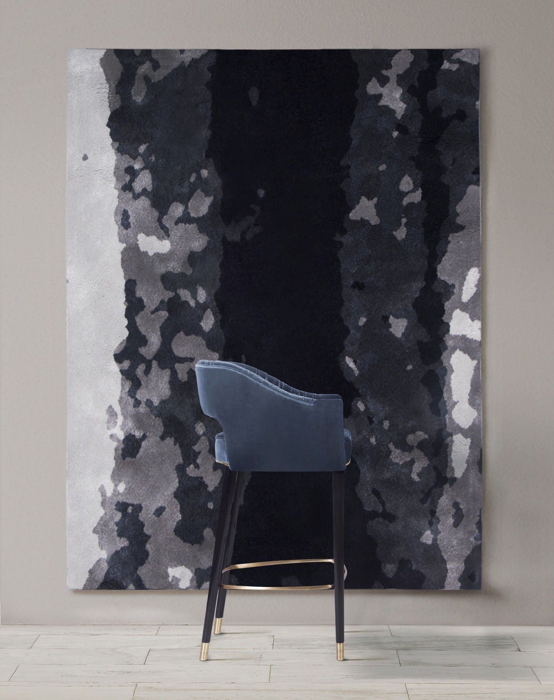 Wohndesign für 3 schlafzimmer pantone farben einrichtungsideen minimalismus design modernes design