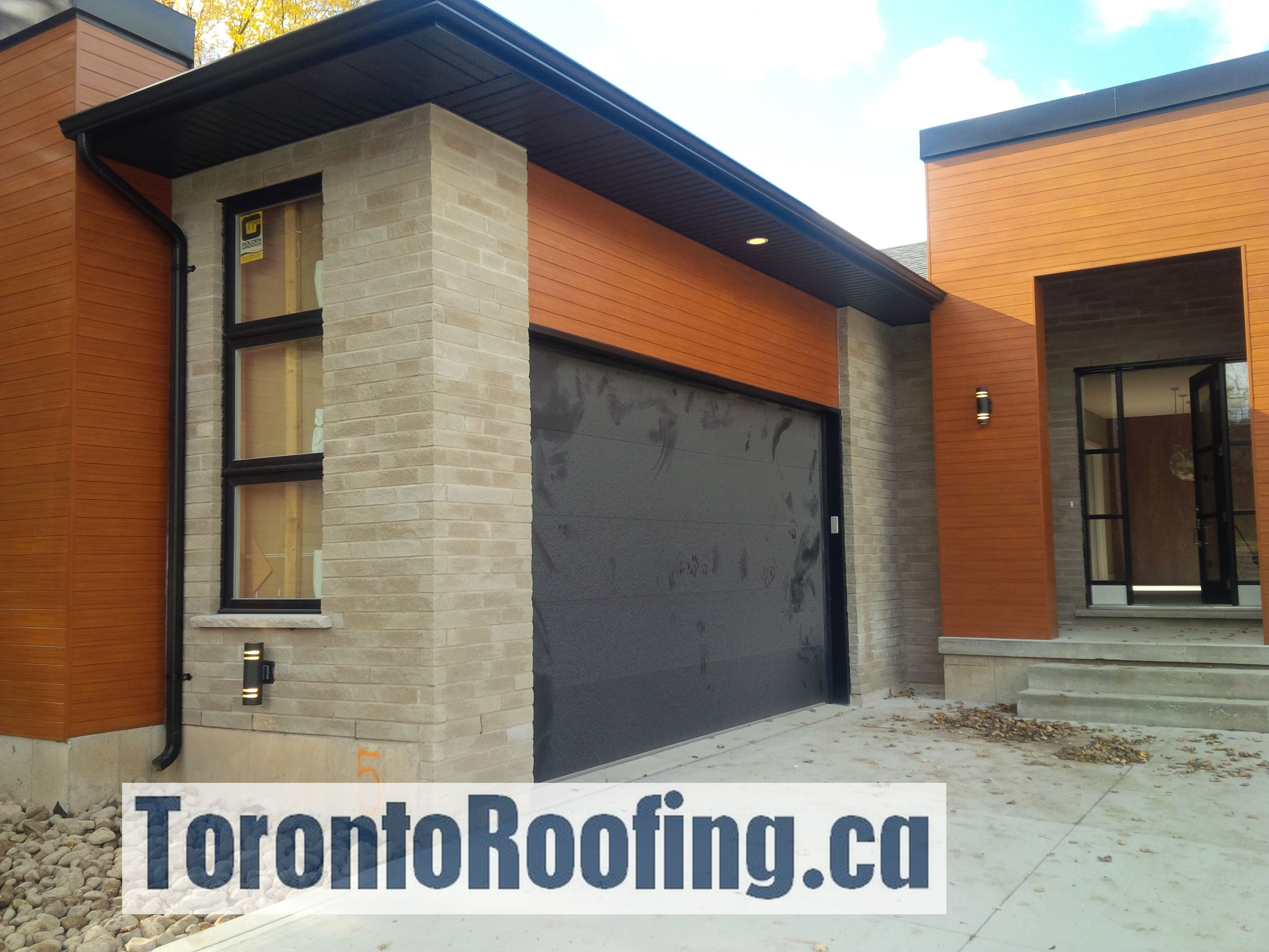 Image Result For Wood Look Soffit Canada House Siding Alternatives House Siding Exterior Siding