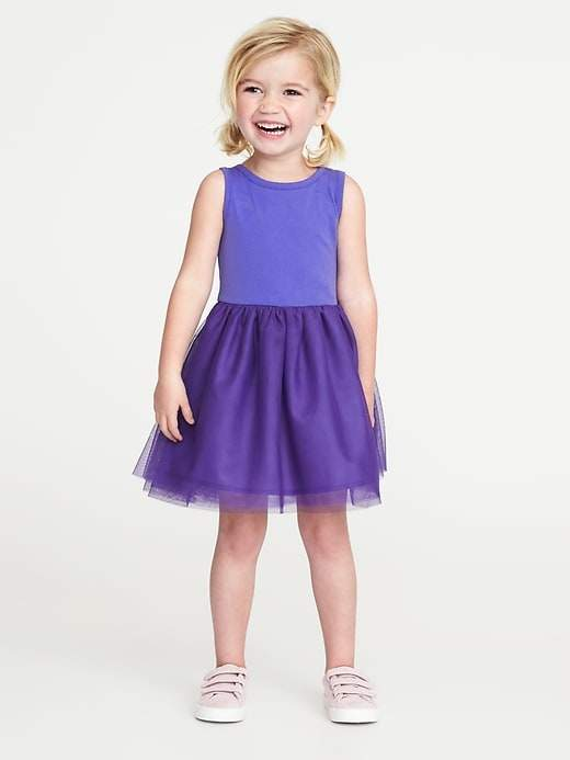 ac75ad787 Tutu Tank Dress for Toddler Girls in 2019 | Products | Toddler girl ...