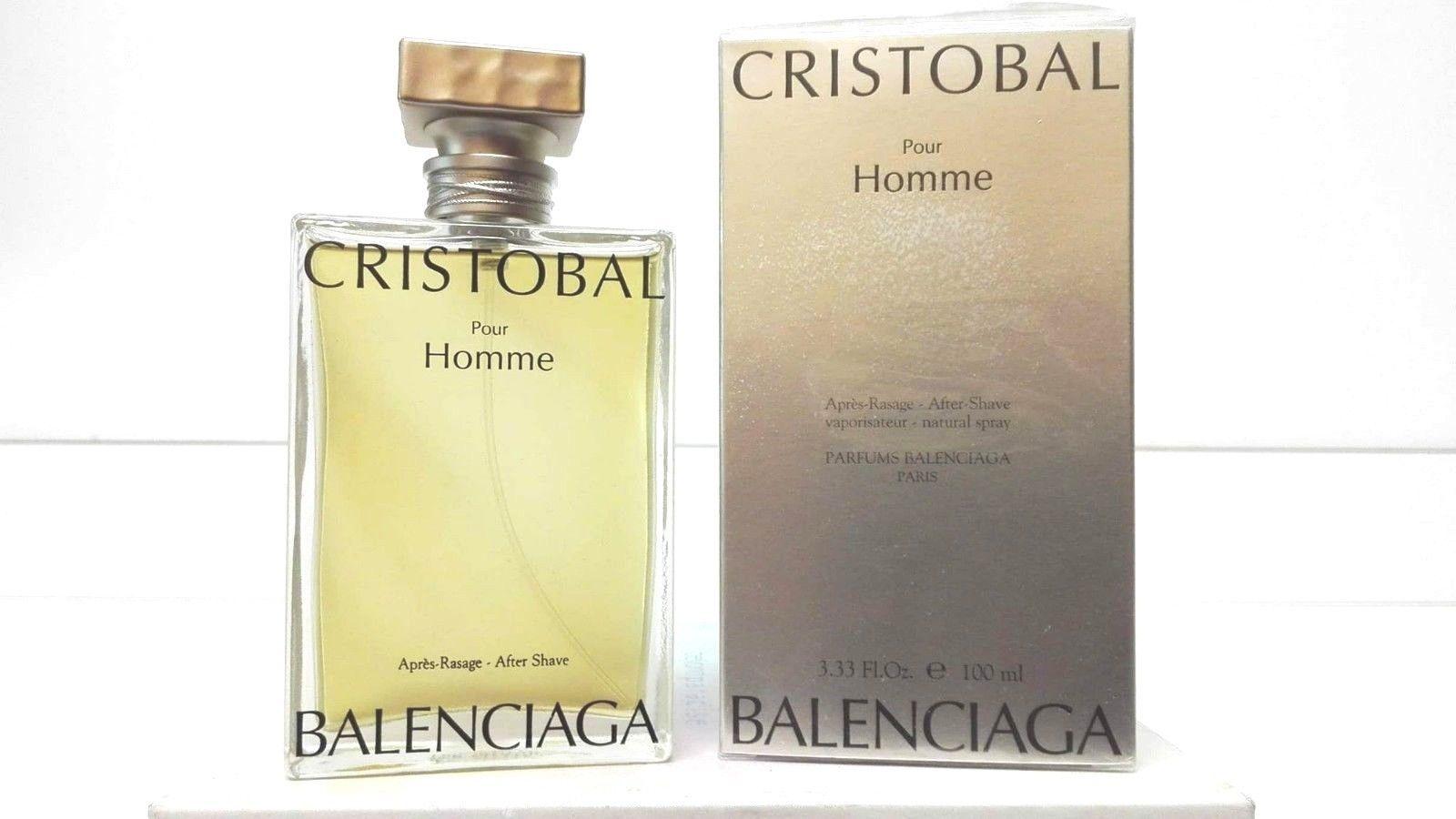 le dernier dc8dc dcebf Cristobal pour Homme Balenciaga AFTER SHAVE SPRAY 100ML ...