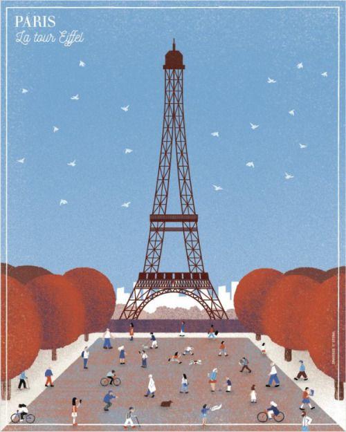 Paris / Imagerie