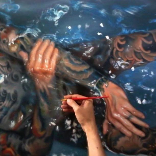 Artist Gustavo Silva Nuñez Gustavo Silva Nunez Pinterest - Hyper realistic paintings nunez