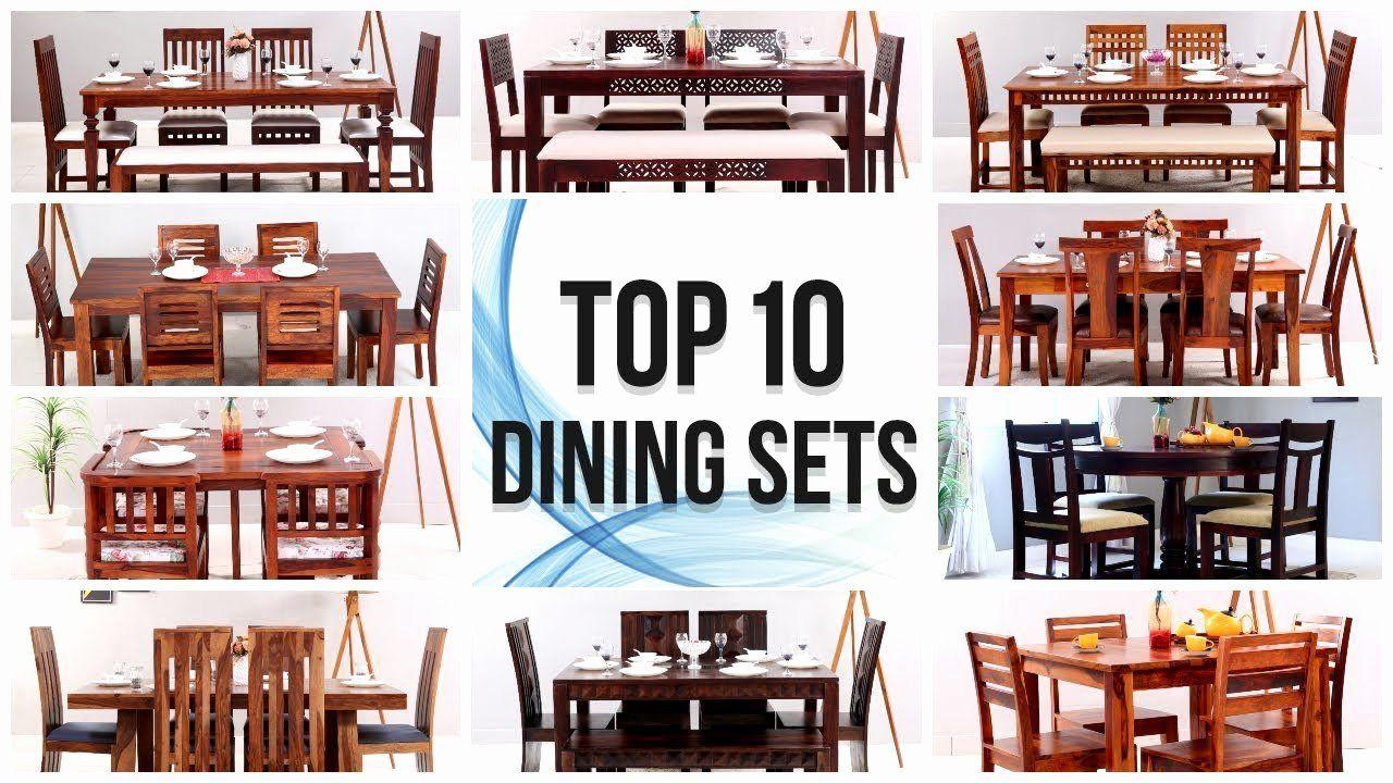 10 Piece Dining Room Sets Elegant Wooden Dining Table Set Wooden Dining Set Latest Price In 2020 Wooden Dining Table Set Dining Table Set Designs Wood Dining Room Set