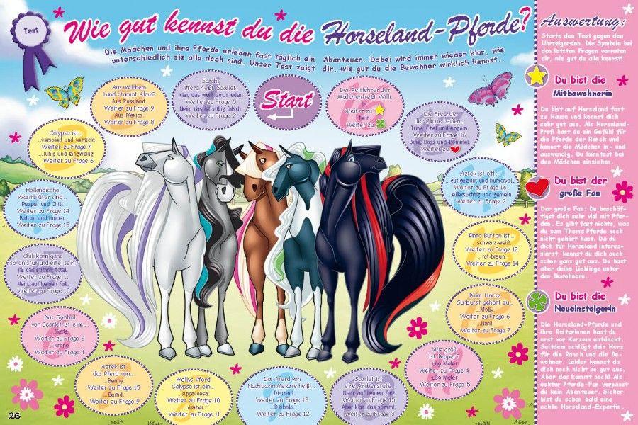 caylpso.HORSELAND | Molly Calypso Nov Obr Zky Horseland | horseland ...