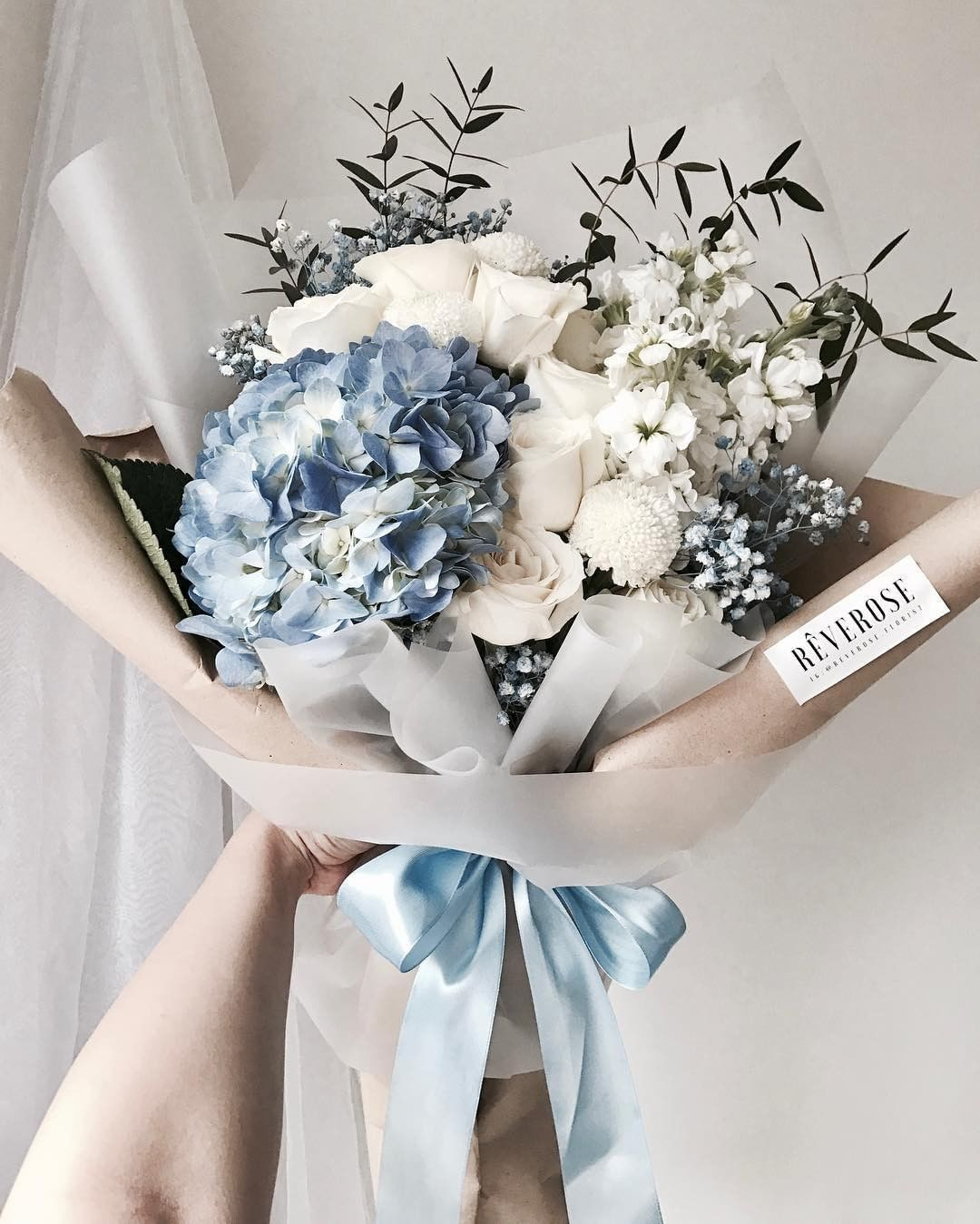 "Paloma Blanca on Instagram: ""♡ Something blue"