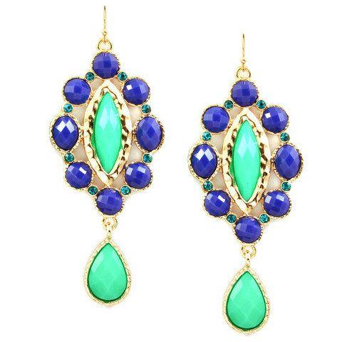 Pree Brulee - Love Letter Earrings
