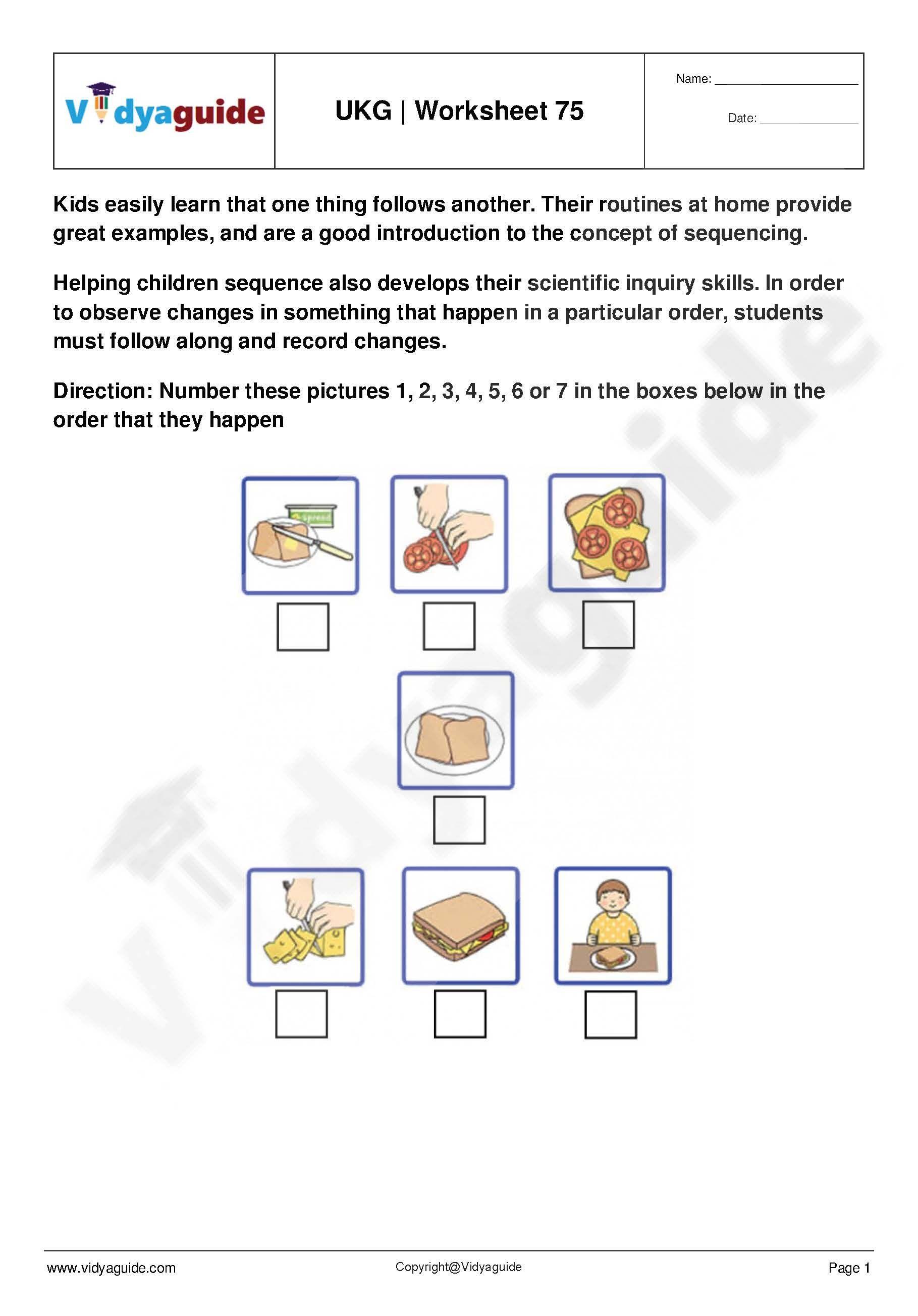 Pin By Sharifa Mapari On Fun Learning Free Kindergarten Worksheets Worksheets Kindergarten Worksheets Ukg english worksheets pdf download