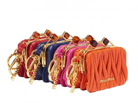mini pleated handbag