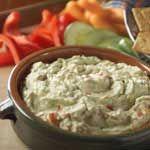 'Ritz Crackers: Cheesy Guacamole Dip