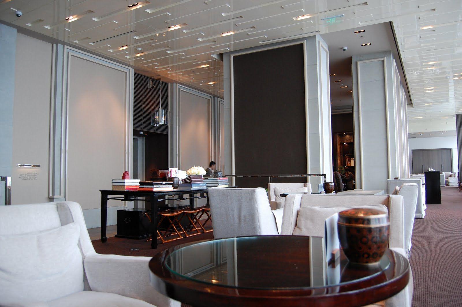 Park hyatt shanghai hotel ceiling articulation for Design hotel shanghai