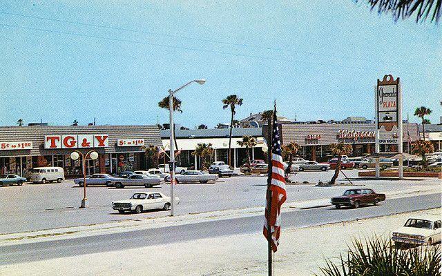 Ormond Beach Florida 1960 S Vintage Florida Beach And