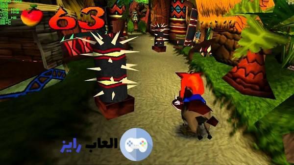 تحميل لعبة كراش القديمة للكمبيوتر Crash Bandicoot 1 من ميديا فاير العاب رايز Old Video Video Game Nostalgia