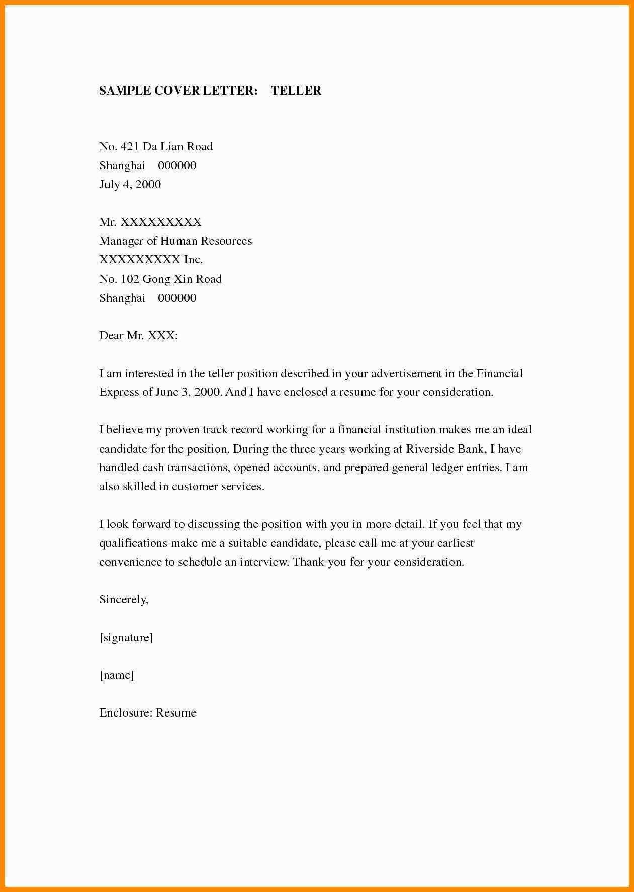 27 Cover Letter For Bartender Resume Cover Letter Example