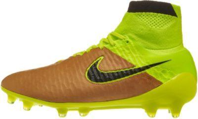 Nike Magista Obra FG - Tech Craft - Canvas & Volt - SoccerPro.com