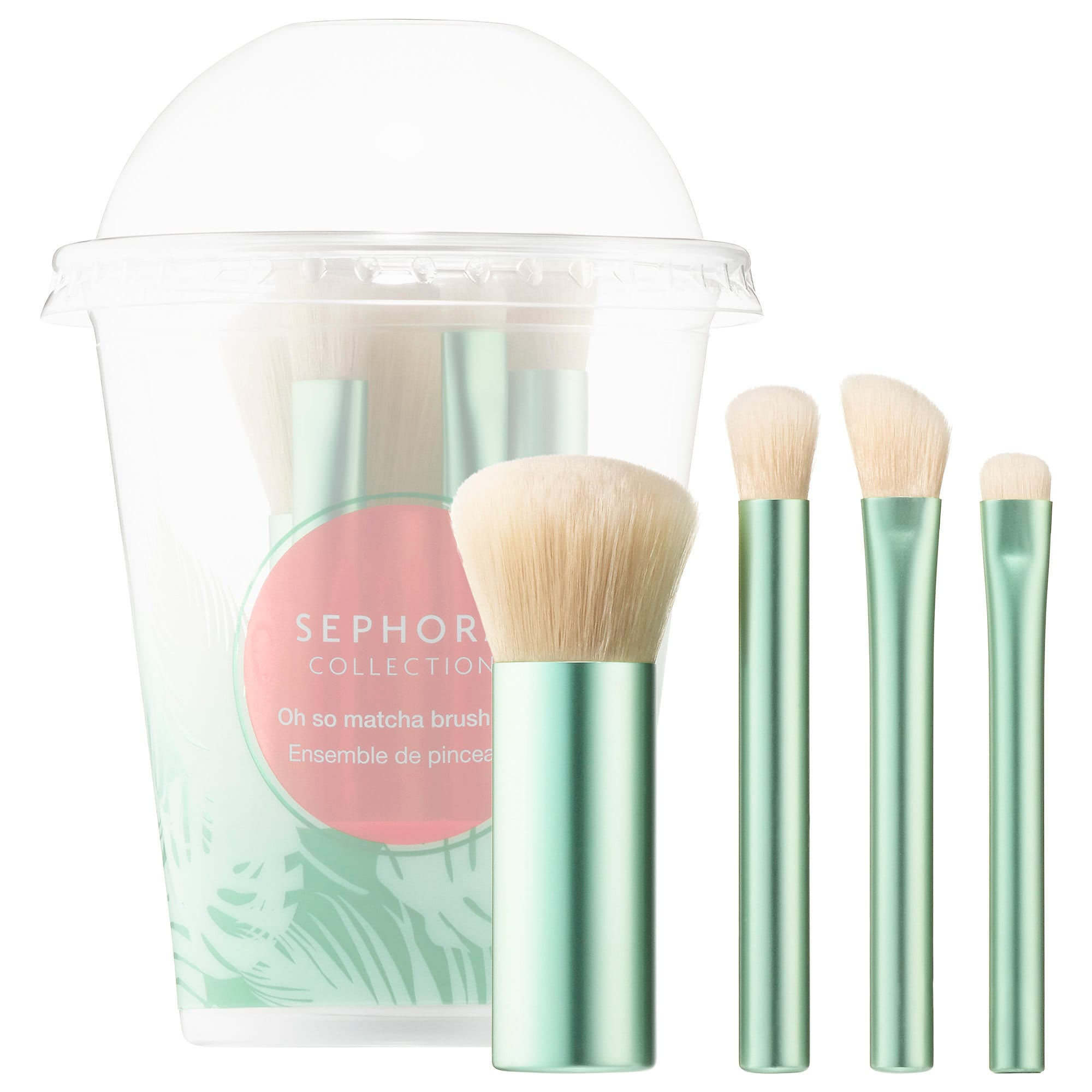 Sephora Collection Oh So Matcha Brush Set | Sephora, Travel ...
