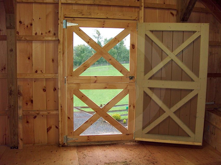 Building B080 Circle B Barn Company Glass Barn Doors Dutch Doors Exterior Horse Barn Doors