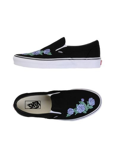 ca20e3145b VANS Women s Low-tops   sneakers Black 8 US