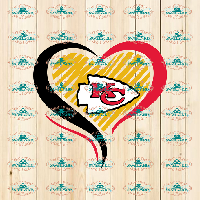 Los Angeles Chargers And Kansas City Chiefs By Momo S Land On In 2020 Free Svg Svg Kansas City Chiefs