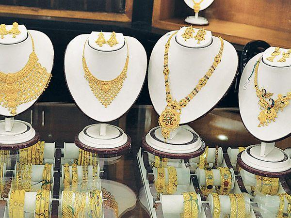 66142d572205c Jai Mata Di Gold Palace Nepalese Wedding Collection Beautiful set of ...