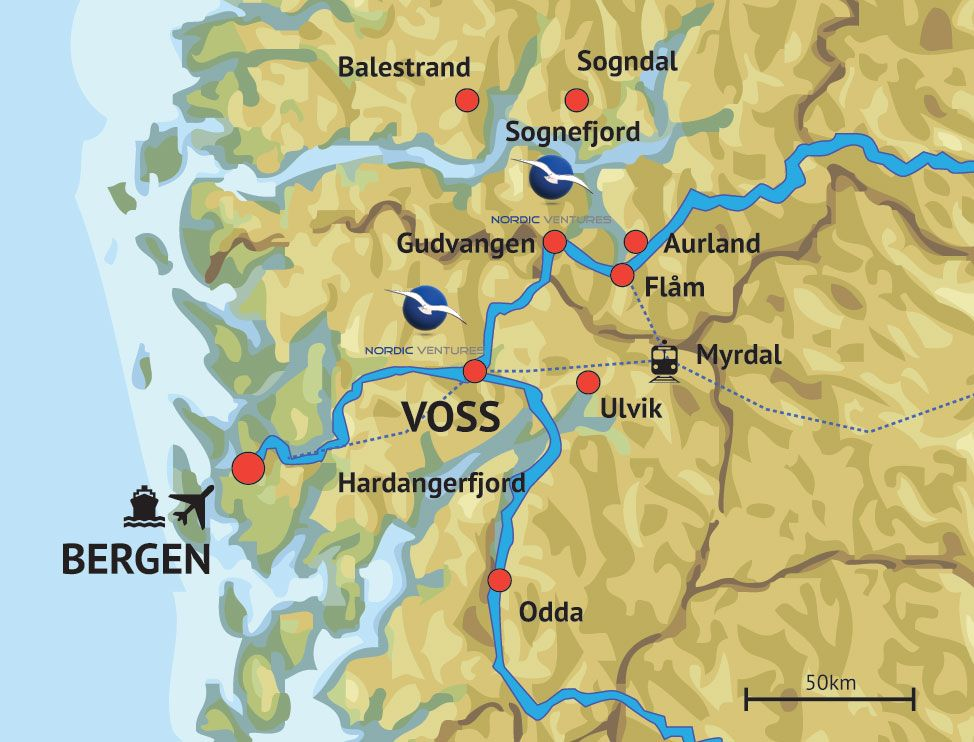 Image Result For Norway Fjords Map Map Norway Fjords Us Map