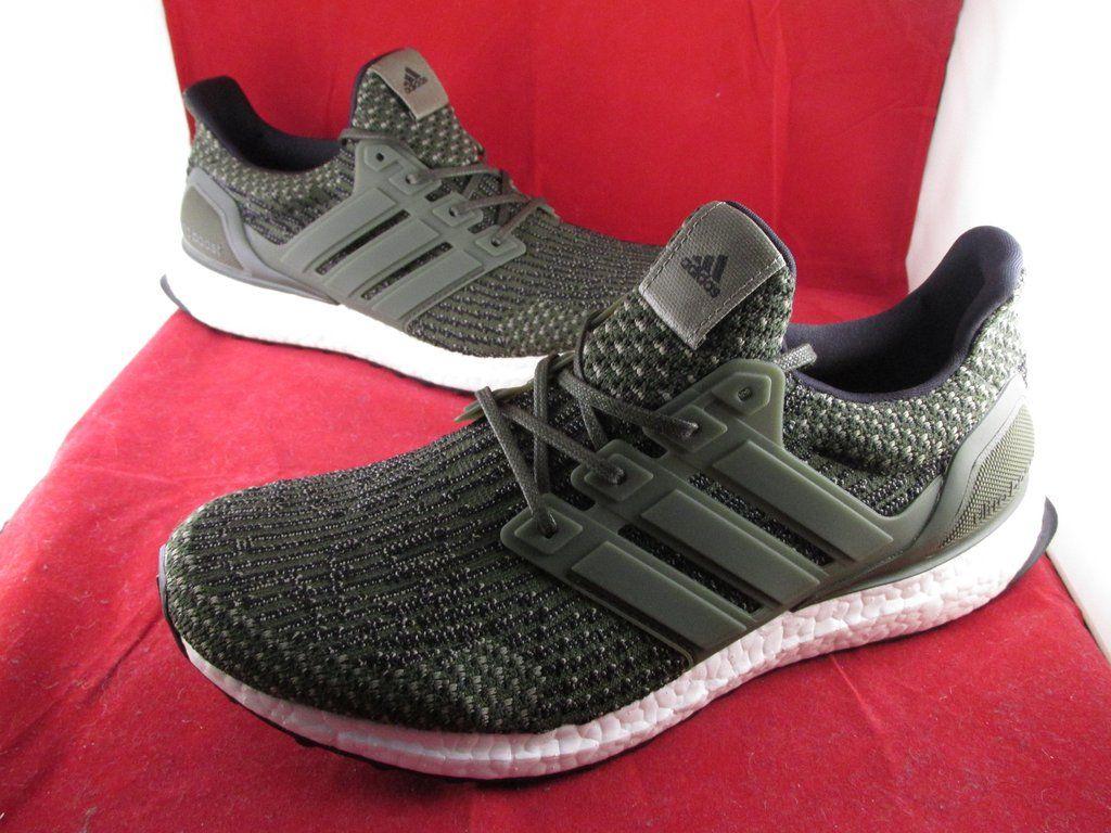 Adidas Ultra Boost Ltd Olive Green